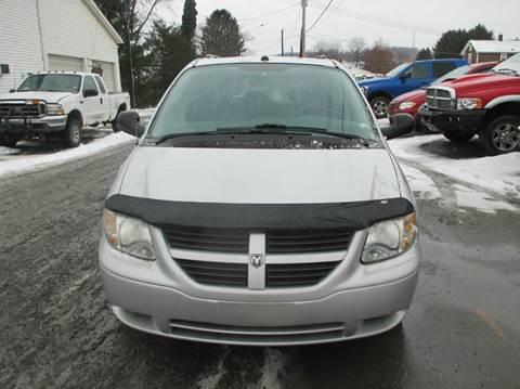2005 Dodge Grand Caravan for sale in Homer City, PA
