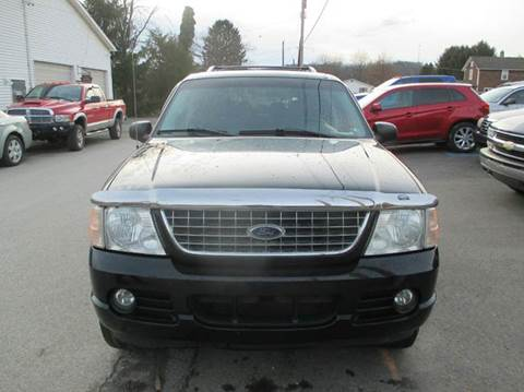 2004 Ford Explorer for sale in Homer City, PA