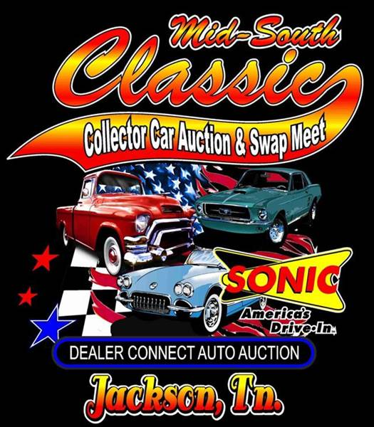 2015 Spring Mid South Classic Collector Car Auction Saturday May 2nd, 2015