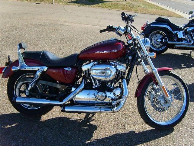 2007 Harley-Davidson 1200 C Sportster