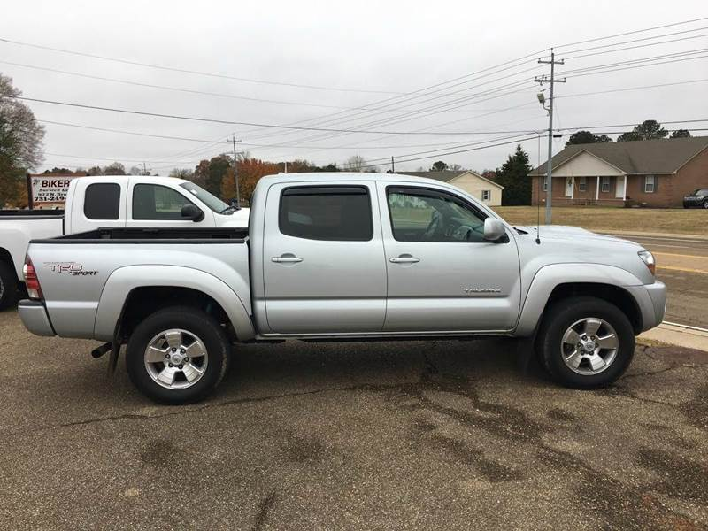 2009 toyota tacoma 4x2 prerunner v6 4dr double cab 5 0 ft sb 5a in lexington tn southern. Black Bedroom Furniture Sets. Home Design Ideas