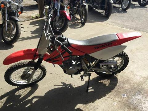 2007 Honda CRF80R Youth Trail Bike