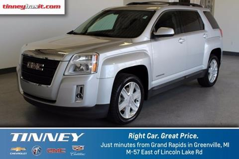 2010 GMC Terrain for sale in Greenville MI