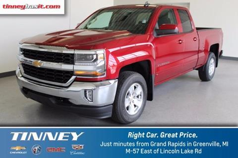 2018 Chevrolet Silverado 1500 for sale in Greenville, MI
