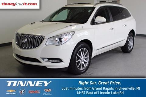 2013 Buick Enclave for sale in Greenville MI
