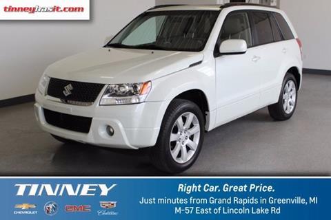 2011 Suzuki Grand Vitara for sale in Greenville MI