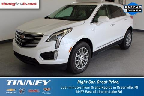 2017 Cadillac XT5 for sale in Greenville MI