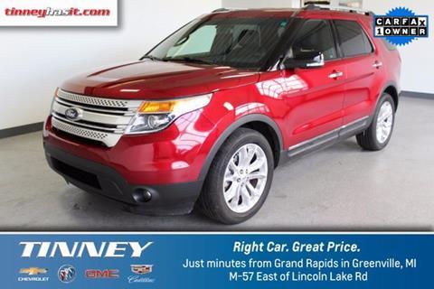 2015 Ford Explorer for sale in Greenville MI