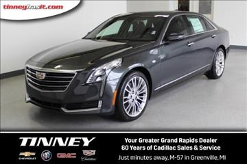 2017 Cadillac CT6 for sale in Greenville, MI