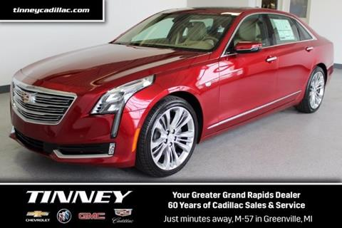 2018 Cadillac CT6 for sale in Greenville, MI