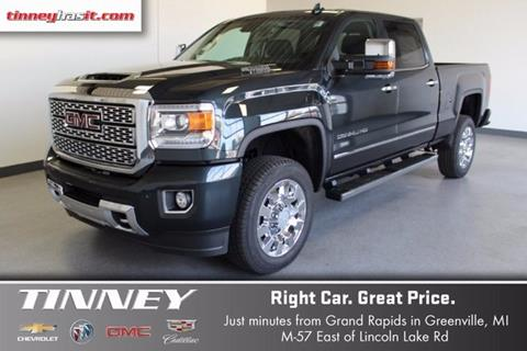 2018 GMC Sierra 2500HD for sale in Greenville MI