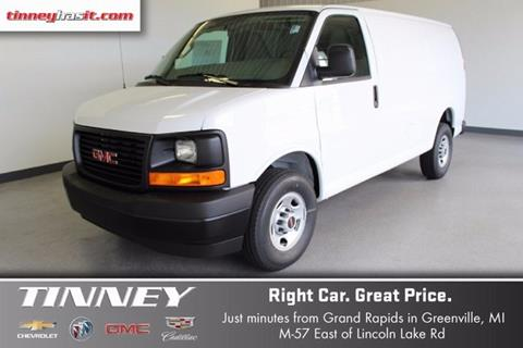 2017 GMC Savana Cargo for sale in Greenville MI