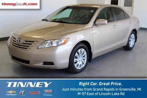 2009 Toyota Camry for sale in Greenville MI