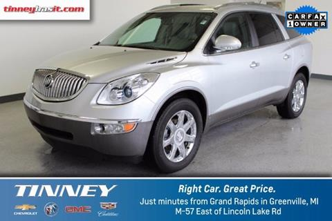 2010 Buick Enclave for sale in Greenville, MI