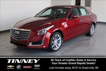 2017 Cadillac CTS for sale in Greenville, MI