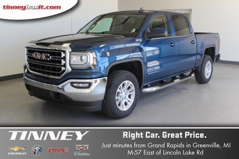 2017 GMC Sierra 1500 for sale in Greenville, MI