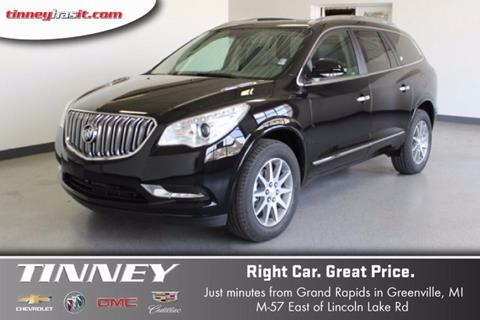 2017 Buick Enclave for sale in Greenville, MI