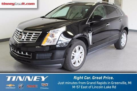 2014 Cadillac SRX for sale in Greenville, MI