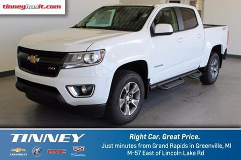 2018 Chevrolet Colorado for sale in Greenville MI
