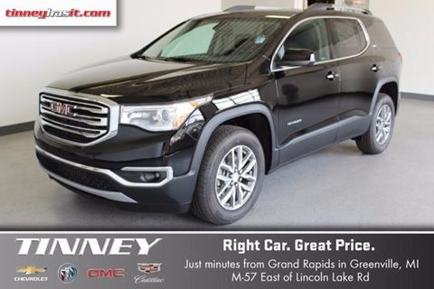 2017 GMC Acadia for sale in Greenville, MI