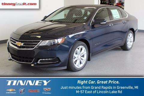 2018 Chevrolet Impala for sale in Greenville MI