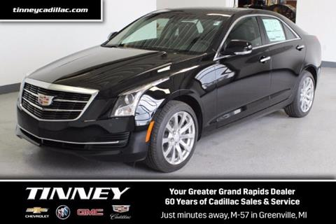 2018 Cadillac ATS for sale in Greenville MI