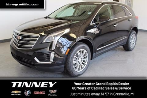 2018 Cadillac XT5 for sale in Greenville, MI