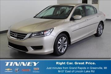2013 Honda Accord for sale in Greenville, MI