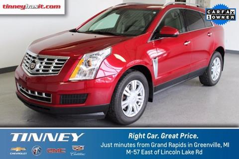 2014 Cadillac SRX for sale in Greenville MI