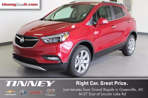 2018 Buick Encore for sale in Greenville, MI