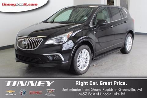 2017 Buick Envision for sale in Greenville, MI