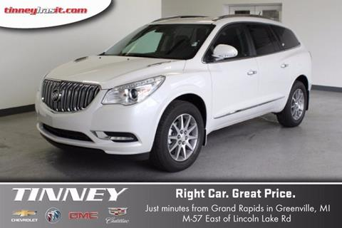 2017 Buick Enclave for sale in Greenville MI