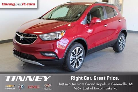 2017 Buick Encore for sale in Greenville MI