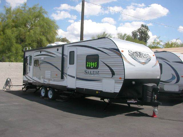 2016 Forest River SALEM T27RLSS
