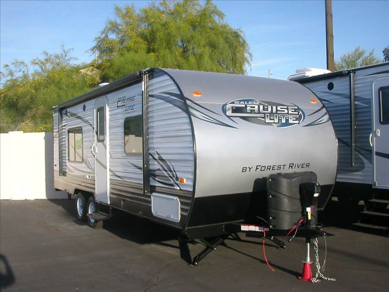 2016 Forest River SALEM-LITE T241QBXL