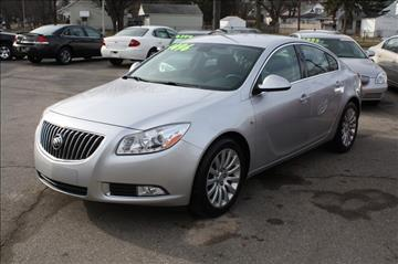 2011 Buick Regal for sale in Mount Clemens, MI