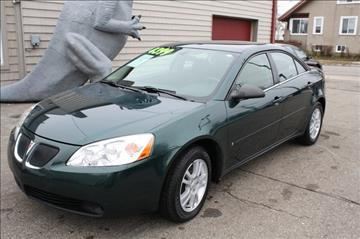 2006 Pontiac G6 for sale in Mount Clemens, MI
