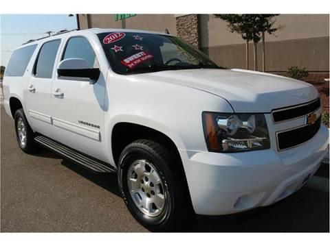 2012 Chevrolet Suburban for sale in Modesto, CA