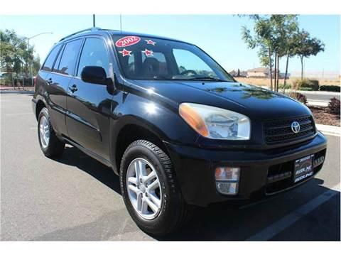 2002 Toyota RAV4 for sale in Modesto, CA