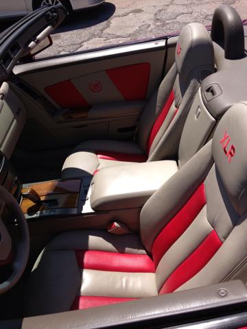 2005 Cadillac XLR 2dr Roadster - Dallas TX