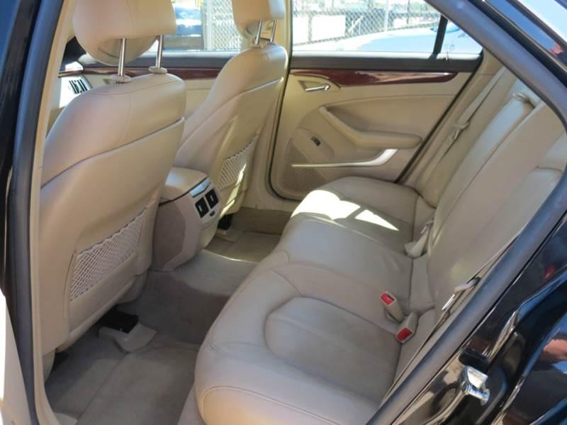 2009 Cadillac CTS 3.6L V6 4dr Sedan w/ 1SA w/ Navigation - Dallas TX