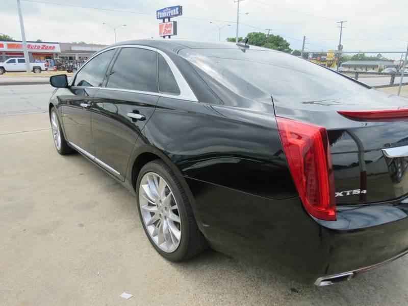 2013 Cadillac XTS AWD Platinum Collection 4dr Sedan - Dallas TX