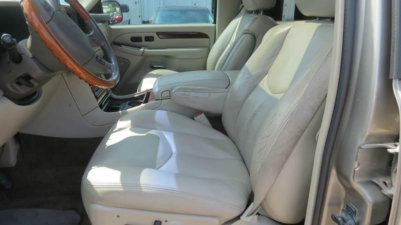 2003 Cadillac Escalade EXT AWD 4dr Crew Cab SB - Dallas TX