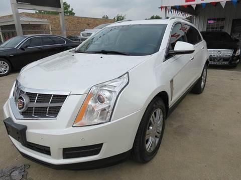 2012 Cadillac SRX for sale in Dallas, TX