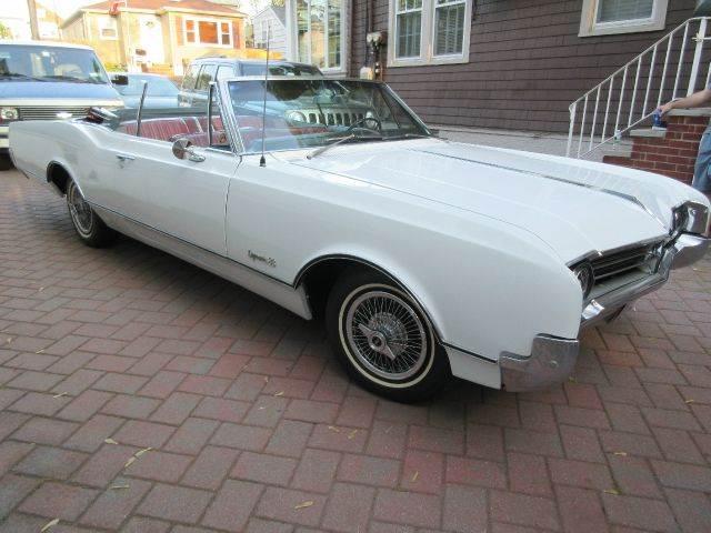 1966 Oldsmobile Eighty-Eight