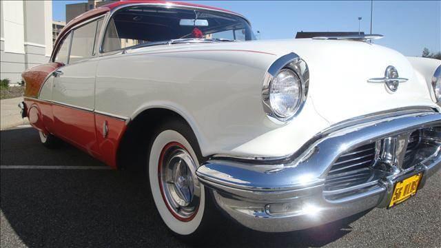 1956 Oldsmobile 2 Door Hardtop