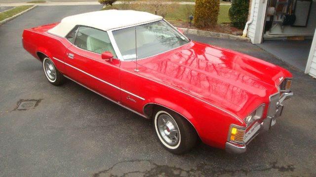 1971 Mercury Cougar XR-7
