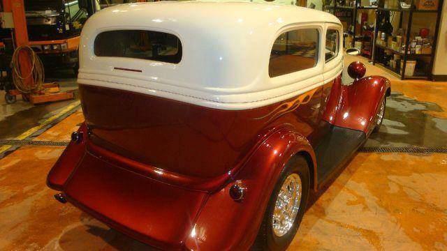 1934 Ford F-53 Motor Home Chassis