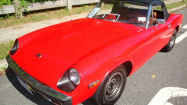 1974 Jensen-Healey Roadster