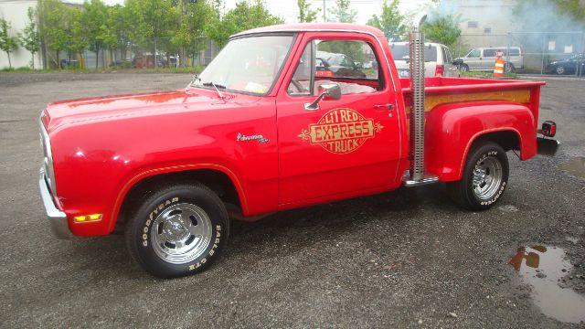 1979 Dodge Li'l Red Express